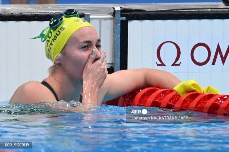 Early honours for Titmus in Olympic pool battle with Ledecky