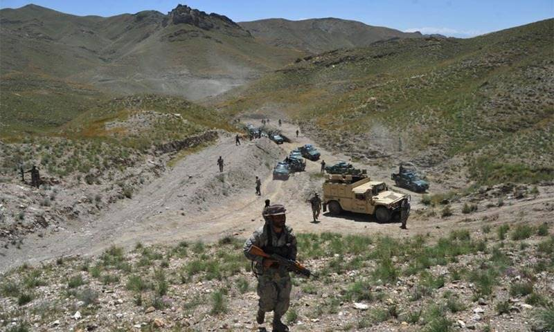 Afghan soldiers, officials take refuge in Pakistan: ISPR