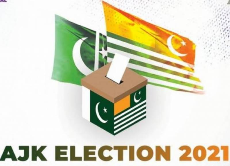 PTI wins big in AJK elections