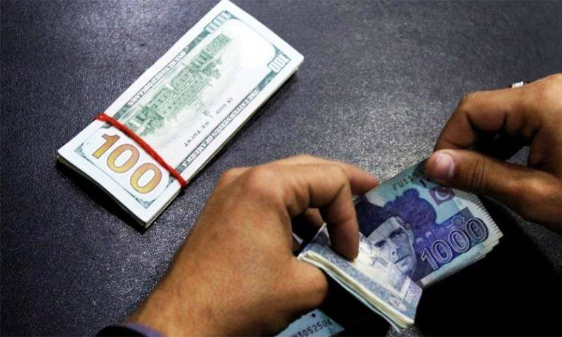 US dollar crashes by Rs1.12 against Pakistani rupee