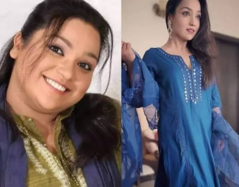 Actress Uroosa Siddiqui's transformation is MIND-BLOWING