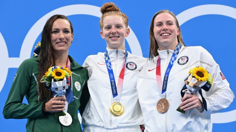 US teen dethrones King to claim 'insane' Olympic breaststroke gold