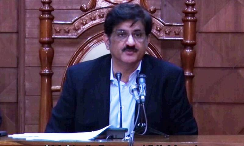 Sindh decides to issue stay at home order in Karachi after 6pm