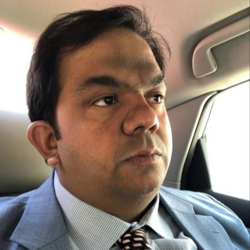 Faisal Ch, Fawad Ch's brother, resigns as AAGP