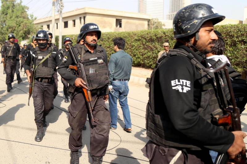 Chinese national wounded in gun attack in Karachi