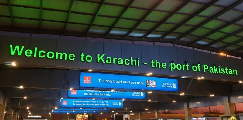 Five passengers test positive for corona in Madinah returned flight at Khr airport