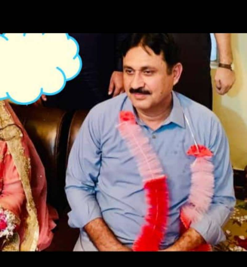 Jamshed Dasti ties the knot at last