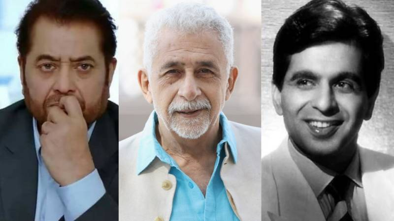 Shahid terms Naseeruddin Shah's comments on Dilip Kumar as his 'inferiority complex'