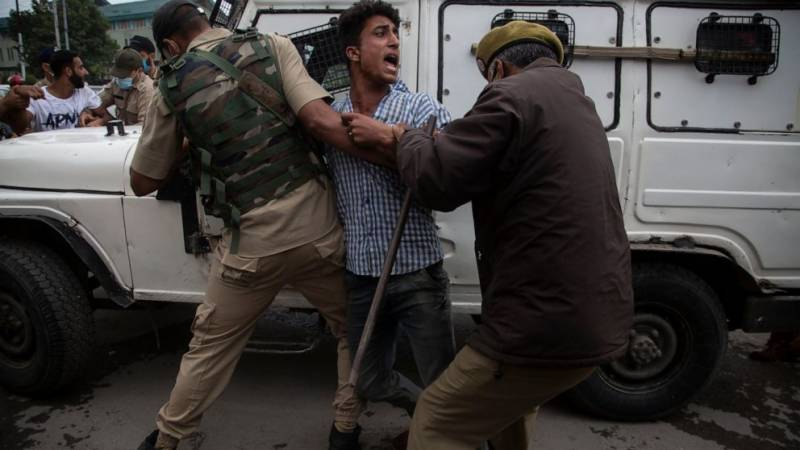 Pakistan strongly condemns extra-judicial killing of another innocent Kashmiri in Occupied Kashmir