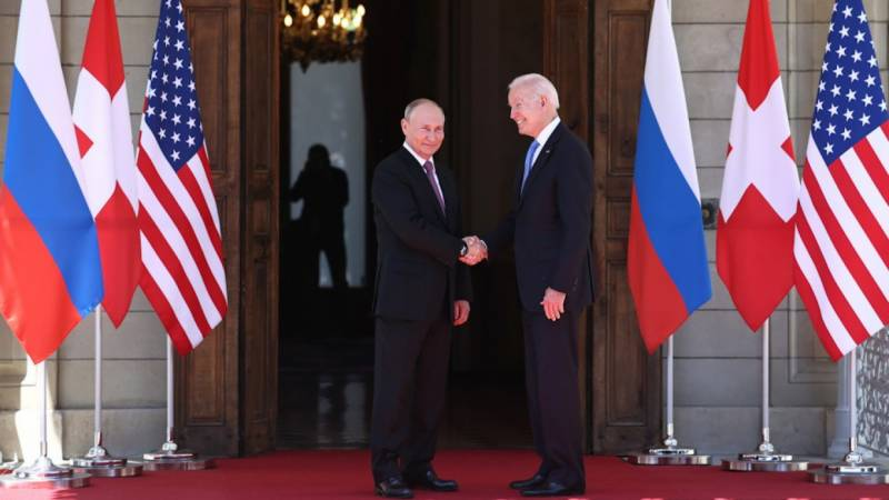 US, Russia meet as ties strained over arms, cyberattacks
