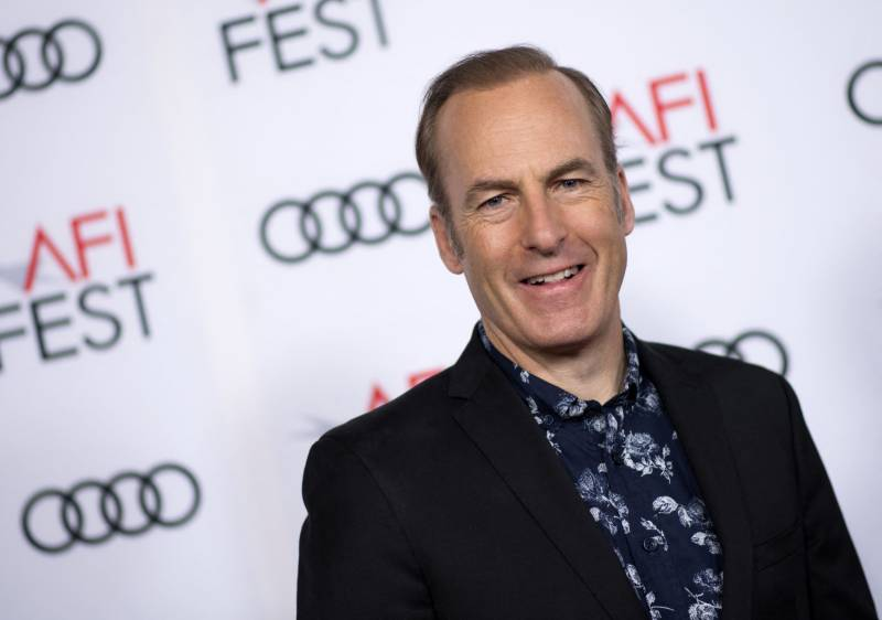 'Better Call Saul' star Odenkirk stable after collapsing on set