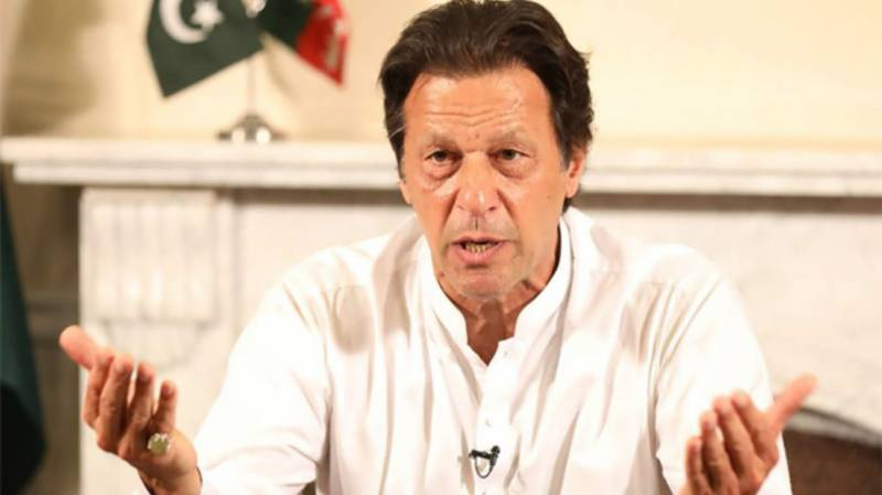ECP issues show cause notice to Imran Khan for not holding PTI intra-party polls