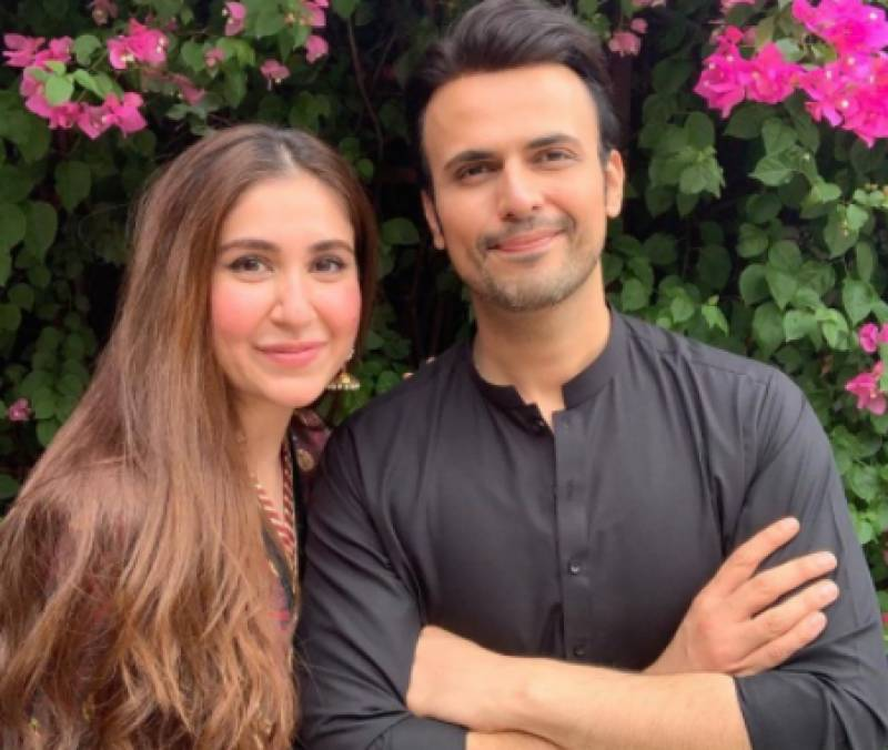 """Usman Mukhtar has full support of his wife: """"I know you have a heart of gold"""""""
