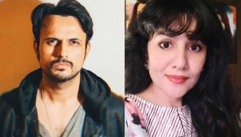 Usman Mukhtar's 'harasser' Mehrooz Waseem reveals her side of the story