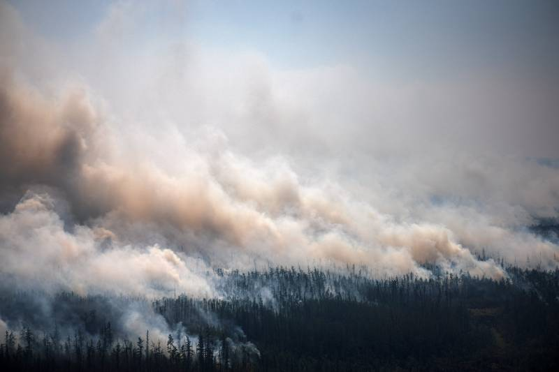 'We need more people': Exhausted firefighters battle Siberia blazes