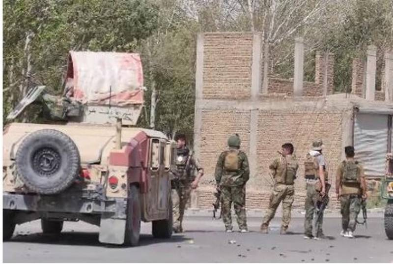 Afghan forces repel Taliban attack on Herat city