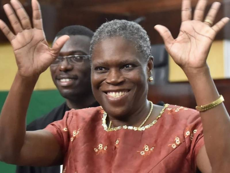 ICC lifts arrest warrant for Ivory Coast ex-first lady Simone Gbagbo