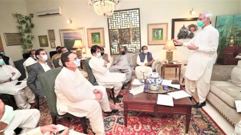 Jahangir Tareen group shows solidarity with Nazir Chohan against 'political persecution'