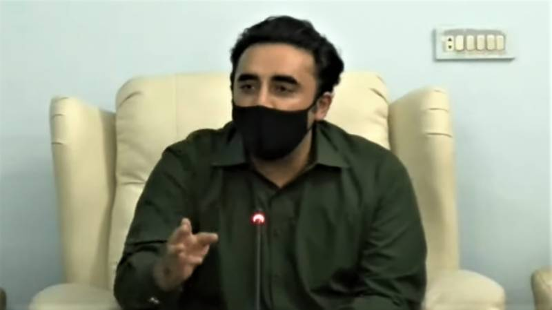 PPP can topple government of Buzdar and Imran if Opp parties back it: Bilawal