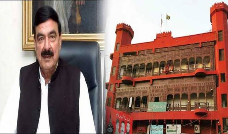 Unidentified persons open fire on Lal Haveli of Interior Minister, child injured