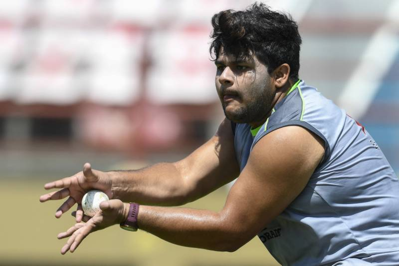 Azam Khan ruled out of second and third T20Is against West Indies