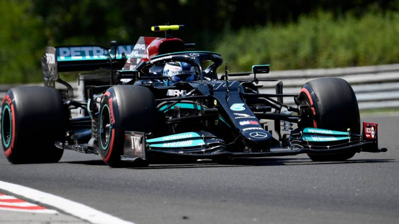 Hamilton quickest in final practice in Hungary