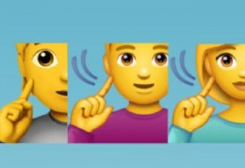 Know the meaning of Whatsapp emoji touching the right ear