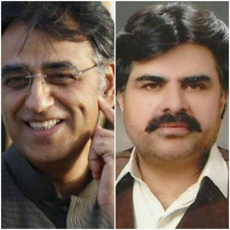 Federal, Sindh ministers lock in 'Imperial' clash on Twitter