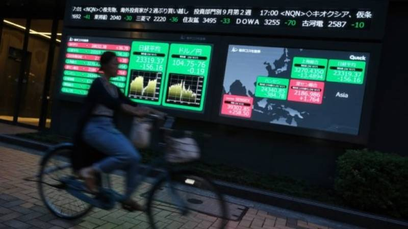 Asian markets mostly up but China, Delta fears temper optimism