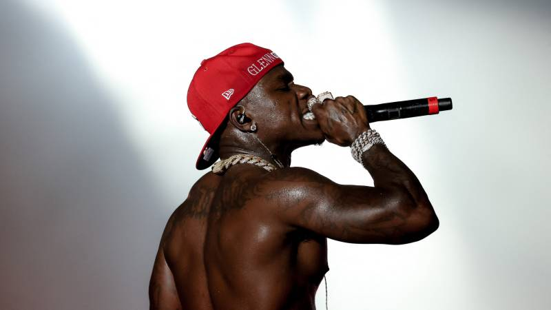 US music fest Lollapalooza drops DaBaby over AIDS comments