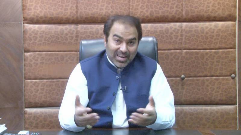 Detained Chohan writes letter to Elahi, requests continuing PA session till his return