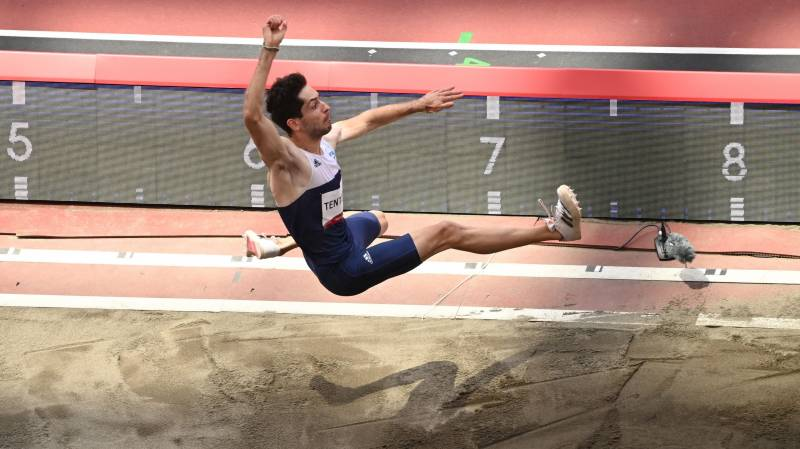 Tentoglou trumps Echevarria to win Olympic long jump thriller