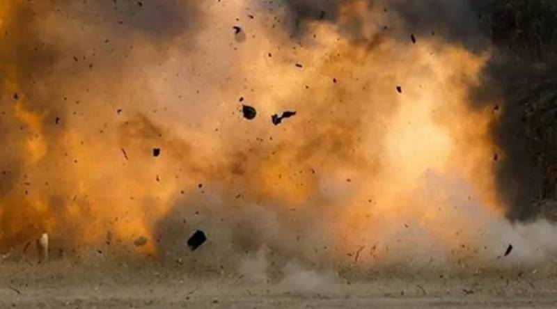 Two killed in gas cylinder explosion in Gujrat