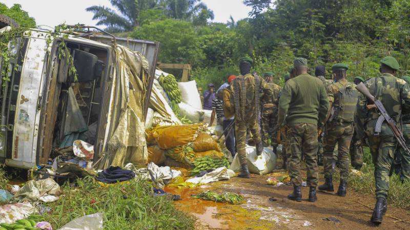 16 killed in attack in DR Congo's restive east: army