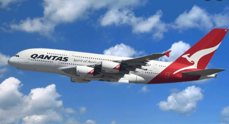Qantas Airline to furlough 2,500 workers