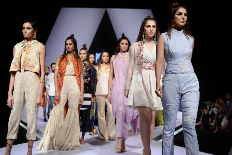 Catwalks to rock the ramp at PM House in Islamabad