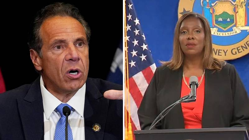 NY governor says he 'never touched anyone inappropriately'