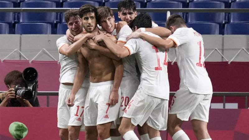 Superb Asensio puts Spain into Olympic football final against Brazil