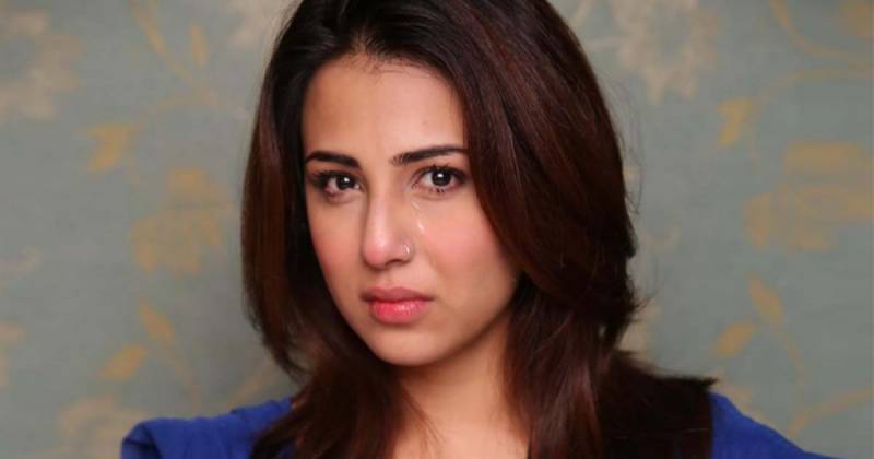 Ushna Shah tests positive for Covid-19 after full vaccination
