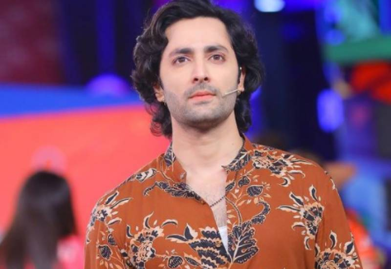 Danish Taimoor scolds girl participant over racist views