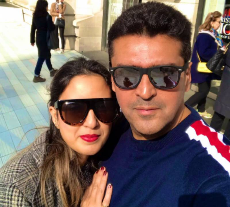 Fakhar-e-Alam is super proud of his 'bossy' wife