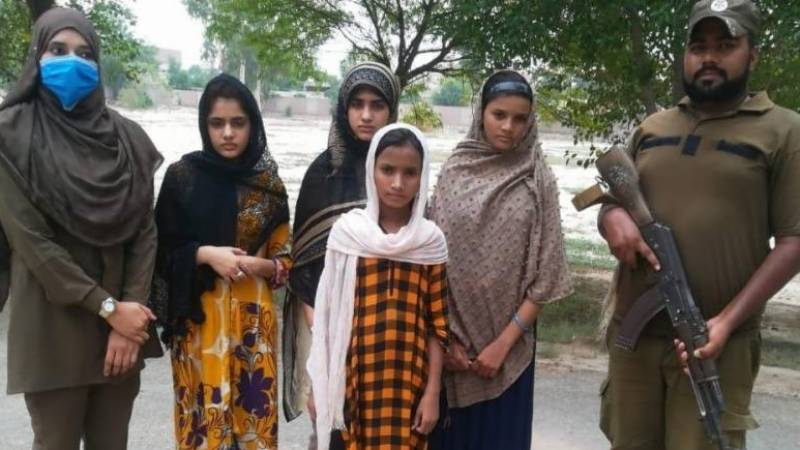 Four Lahore girls were kidnapped, sold to prostitutes' den: DPO Sahiwal
