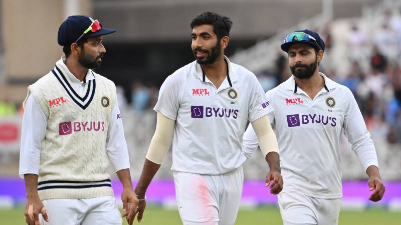 England 183 all out against India in 1st Test