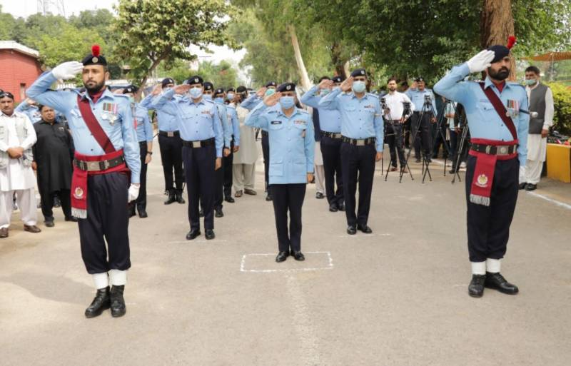 Police Martyrs Day observed throughout the country