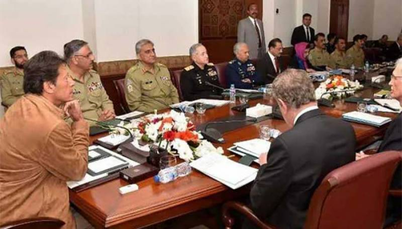 NSC meeting called to make decisions on changing situation in region
