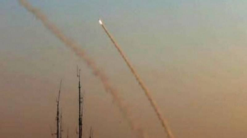 Rocket fire from Lebanon prompts Israeli shelling: army
