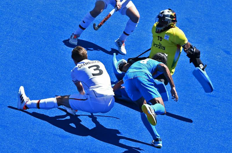 Indian hockey team wins bronze medal at Olympic Games