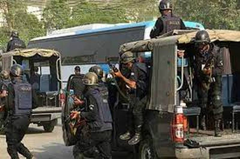 CTD nabs terror suspect having links with Syrian fighters