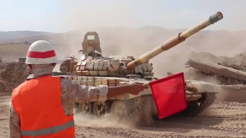 Russia-led drills begin on Afghanistan border