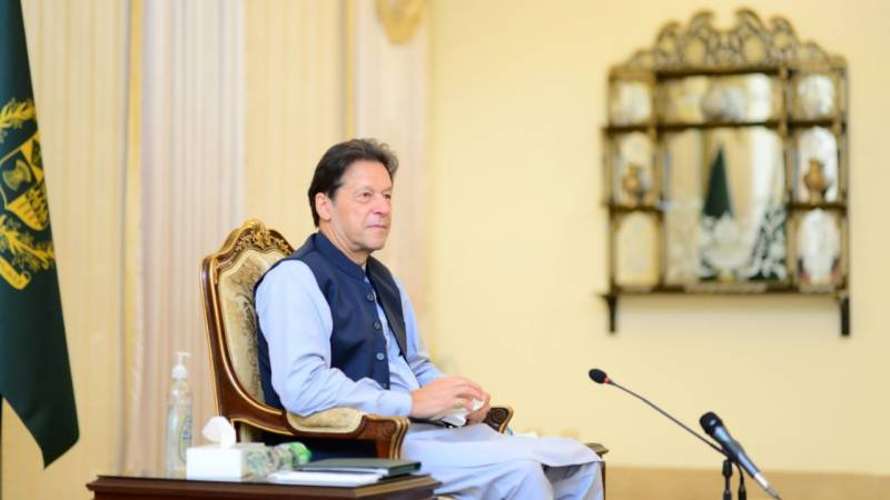 World needs to correct 'huge injustice of history' in IIOJK: PM tells OIC delegation